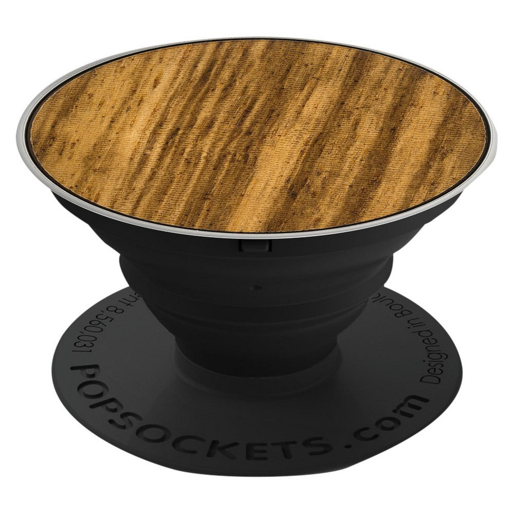 Popsockets Cell Phone Grip & Stand - Rosewood, Brown