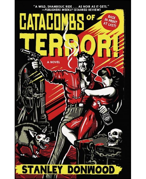 Catacombs of Terror! (Reprint) (Paperback) (Stanley Donwood) - image 1 of 1