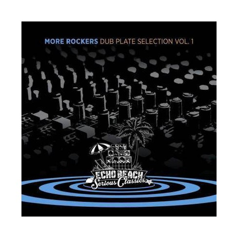 More Rockers - Dub Plate Selection Vol. 1 (CD) - image 1 of 1