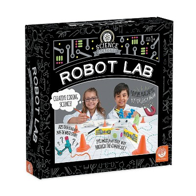 MindWare Science Academy: Robot Lab - Science and Nature - 10 Items