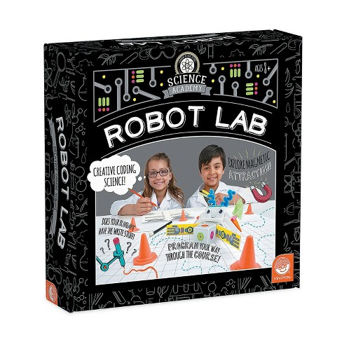 MindWare Science Academy: Robot Lab - Science and Nature - 10 Items - image 1 of 4