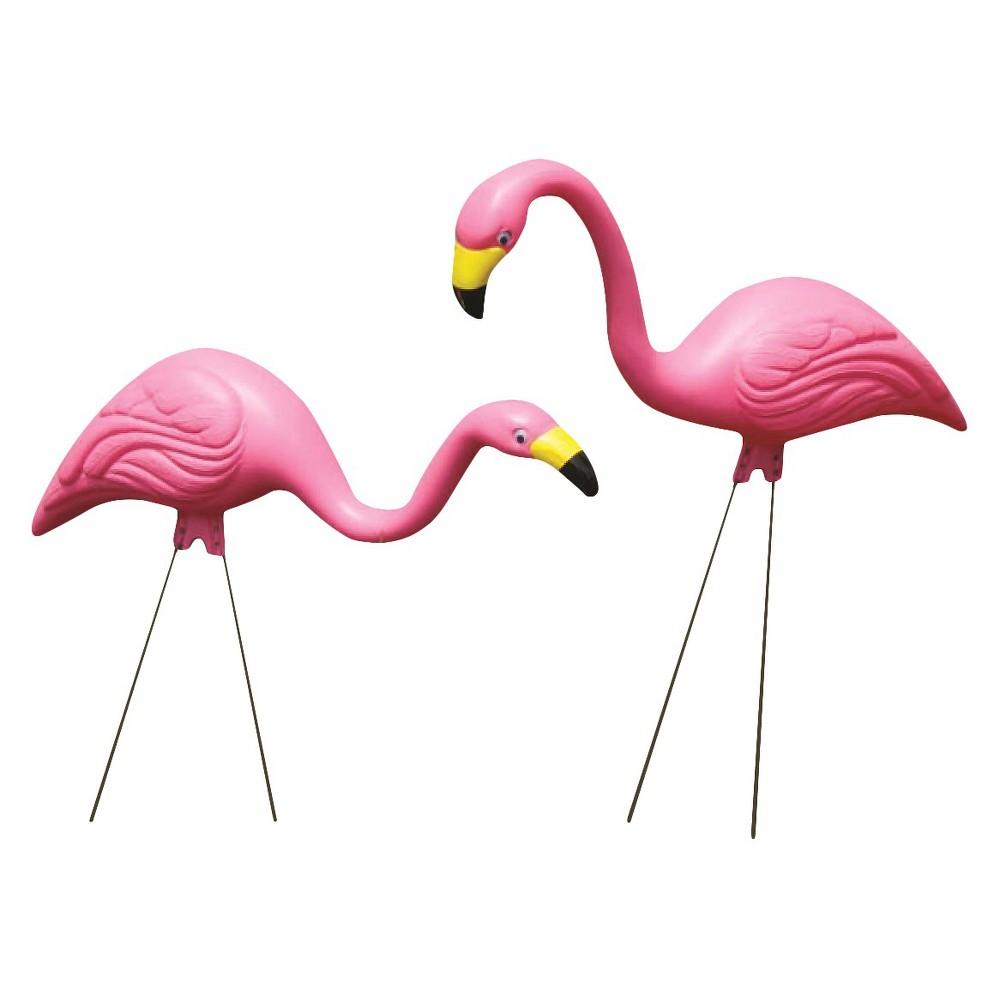 """Image of """"22.25"""""""" Bloem's 2pk - Pink Flamingo"""""""