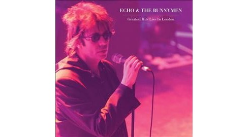Echo & The Bunnymen - Greatest Hits Live In London (Vinyl) - image 1 of 1