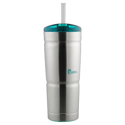Bubba Envy Stainless Steel Hydration Bottle 24oz - Teal Lid