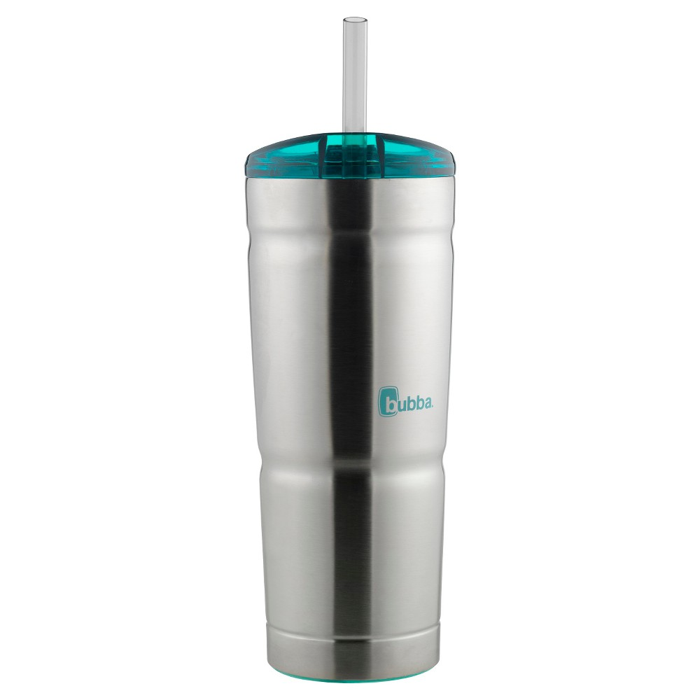 Image of Bubba 24oz Envy Stainless Steel Water Bottle Teal