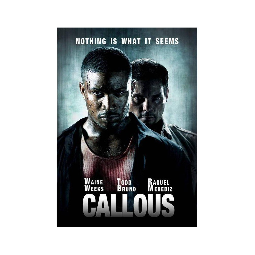 Callous (DVD) movies Discounts