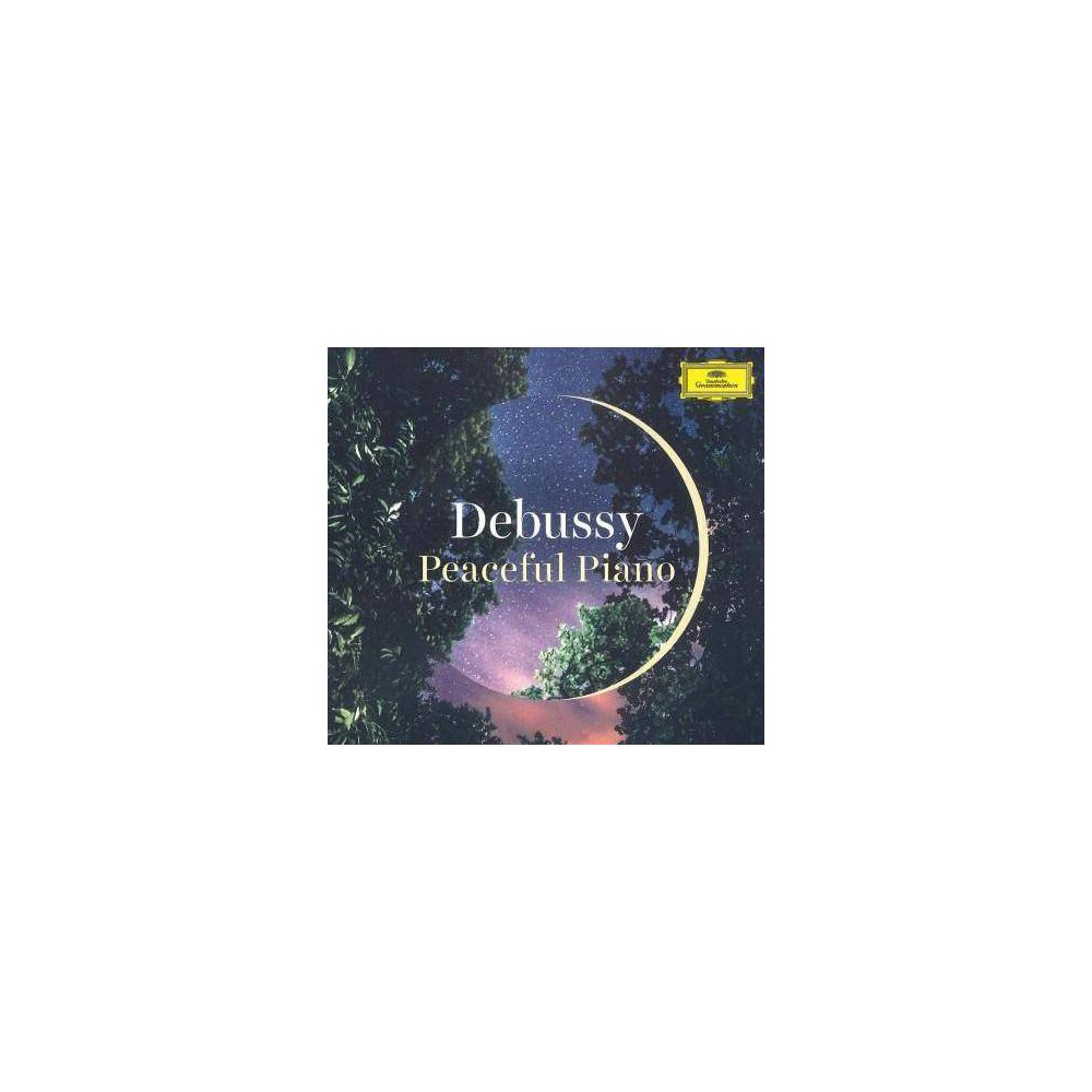 Various - Debussy: Peaceful Piano (CD)