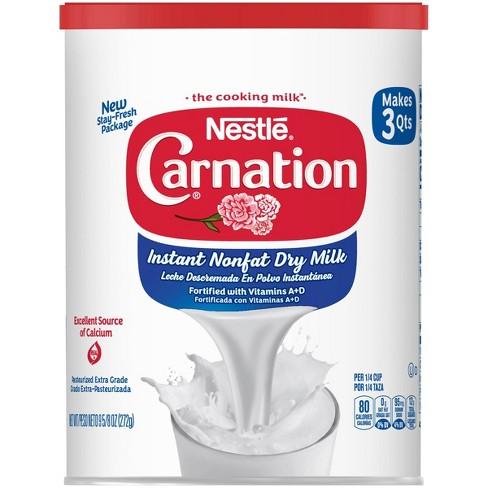Nestle Carnation Instant Nonfat Dry Milk - 9.6oz - image 1 of 4