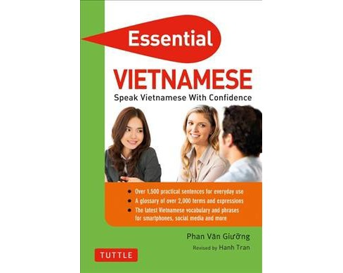 Essential Vietnamese : Speak Vietnamese With Confidence! -  by Phan Van Giuong (Paperback) - image 1 of 1