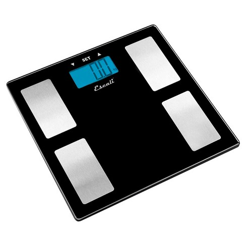 Personal Scale Black/Silver - Escali - image 1 of 1