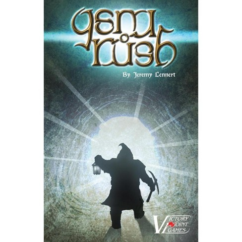 Gem Rush (1st Edition) Board Game - image 1 of 1