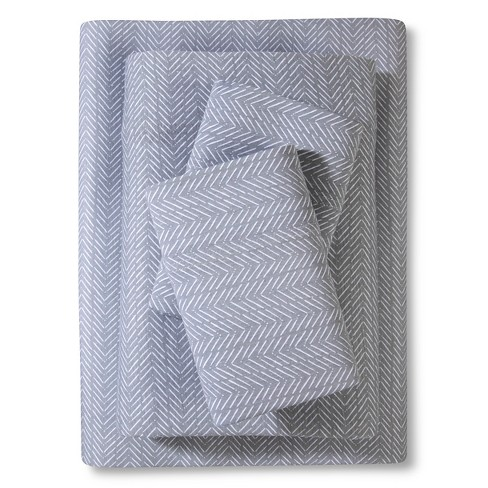 Printed Jersey Sheet Set - Room Essentials™ - image 1 of 1