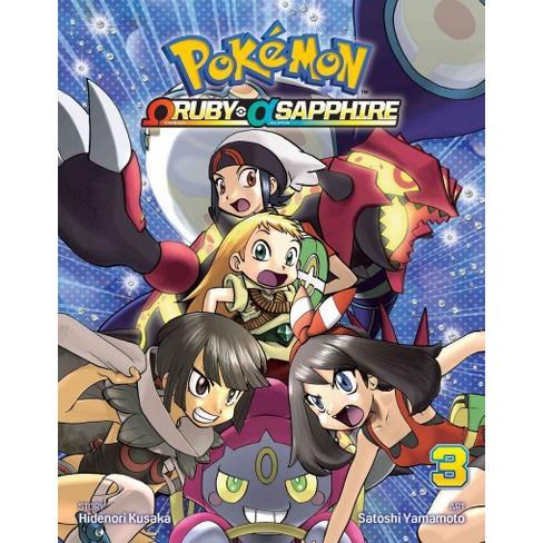 Pok�mon Omega Ruby Alpha Sapphire, Vol. 3 - (Pokemon Omega Ruby Alpha Sapphire) (Paperback) - image 1 of 1