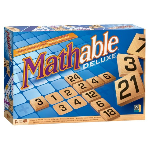 Wooky Entertainment Mathable Deluxe Game - image 1 of 2