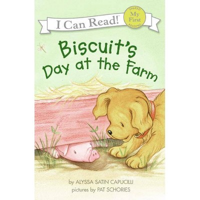 Biscuit's Day at the Farm ( Biscuit) (Reprint) (Paperback) by Alyssa Satin Capucilli