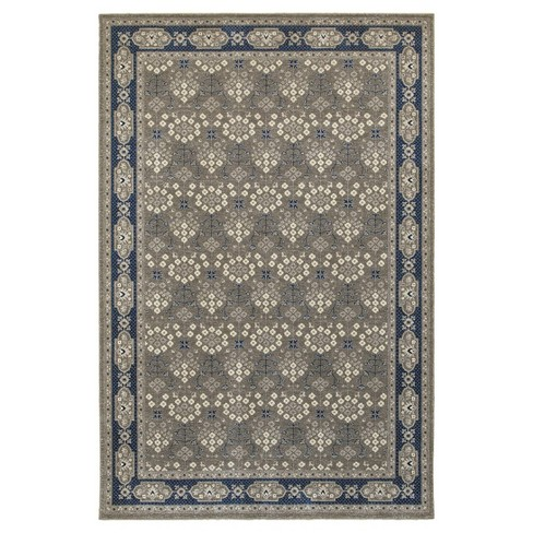Legacy Brandon Brown Accent Rug - Brown (4'X6') - image 1 of 1
