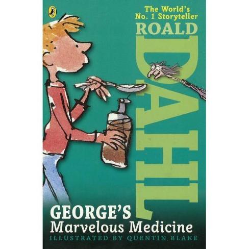 George's Marvelous Medicine - by  Roald Dahl (Hardcover) - image 1 of 1