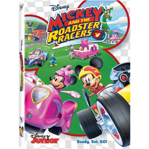 Mickey And The Roadster Racers: Start Your Engines (DVD) - image 1 of 1