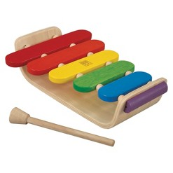 PlanToys Xylophone, toy drums and percussion