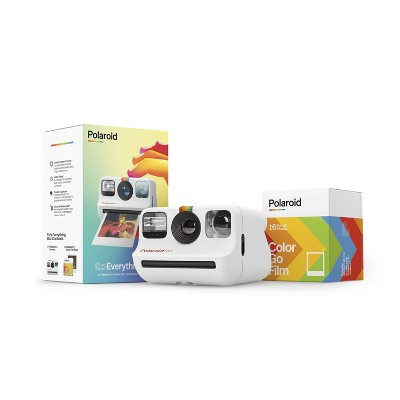 Polaroid Go Everything Camera Bundle - 6036
