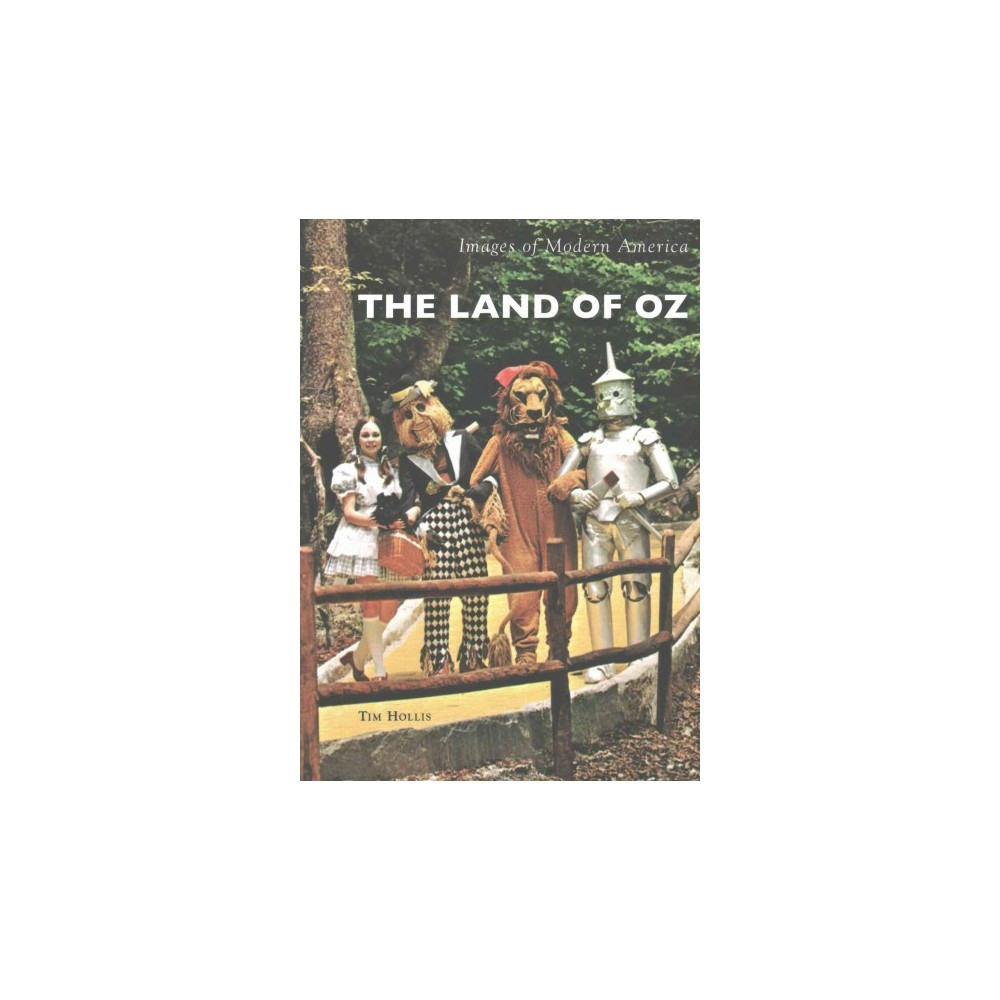 Land of Oz (Paperback) (Tim Hollis)