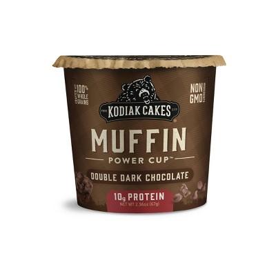 Kodiak Cakes Muffin Unleashed Double Dark Chocolate - 2.36oz