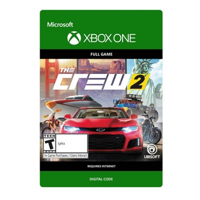 The Crew 2 - Xbox One (Digital)