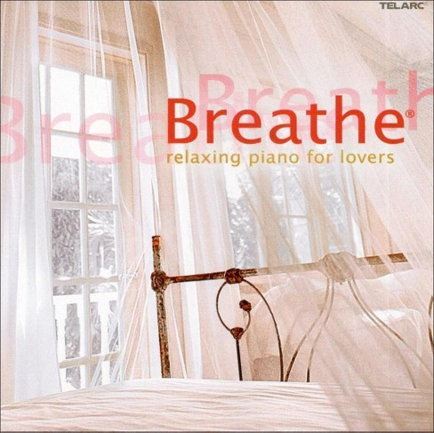 Various - Breathe:Relaxing piano for lovers (CD) - image 1 of 1