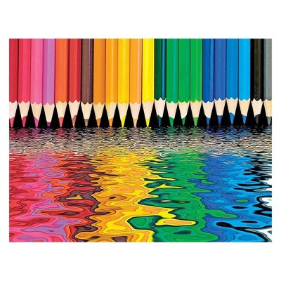 Springbok Pencil Pushers Puzzle 500pc