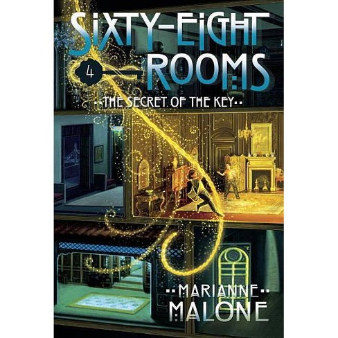 The Secret of the Key: A Sixty-Eight Rooms Adventure - (Sixty-Eight Rooms Adventures) (Paperback) - image 1 of 1