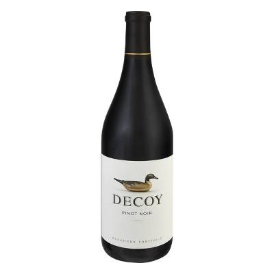 Decoy Pinot Noir Red Wine - 750ml Bottle