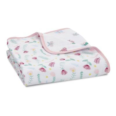 Aden + Anais Essentials Muslin Blanket - Floral Fauna