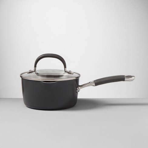Ceramic Coated Aluminum Covered Saucepan - Made By Design™ - image 1 of 5