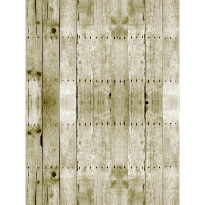 Fadeless Designs Paper Roll, Weathered Wood, 48 Inches x 12 Feet