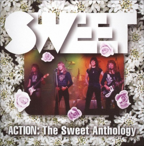 Sweet - Action:Sweet anthology (CD) - image 1 of 1