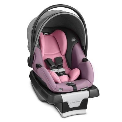 Evenflo Gold SecureMax Smart Infant Car Seat with SafeZone Load Leg - Opal