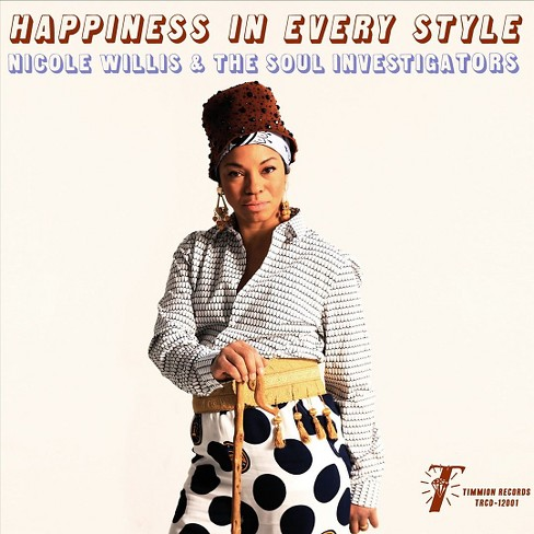 Nicole & the willis - Happiness in every style (Vinyl) - image 1 of 1