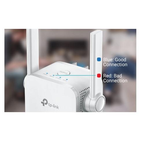TP-Link AC750 Wi-Fi Range Extender - Black (RE205)