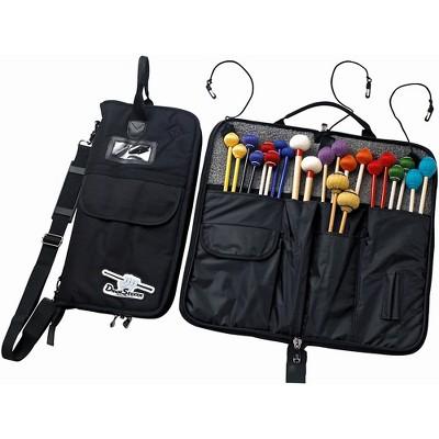 Humes & Berg Drum Seeker Mallet Bag Black