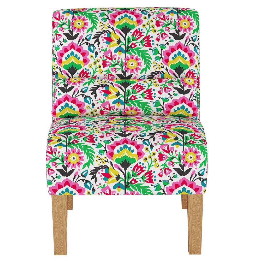 Burke Armless Chair Melody - Threshold