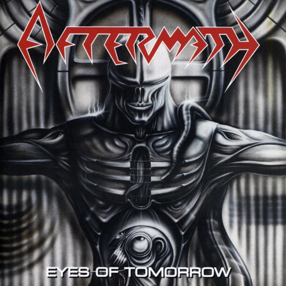 Aftermath - Eyes Of Tomorrow (CD)