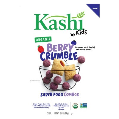 Breakfast Cereal: Kashi by Kids