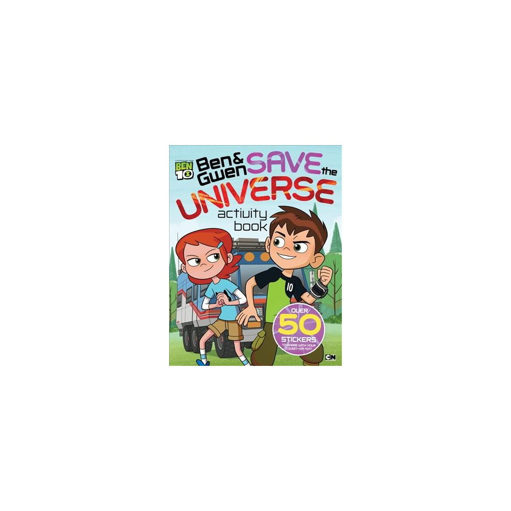 Ben & Gwen Save the Universe (Paperback) (Kirsten Mayer)