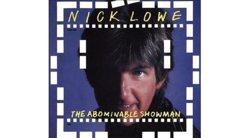 Nick Lowe - Abominable Showman (CD) - image 1 of 1