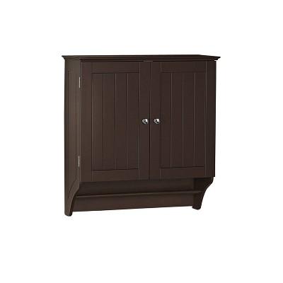 Ashland Two Door Wall Cabinet - RiverRidge Home
