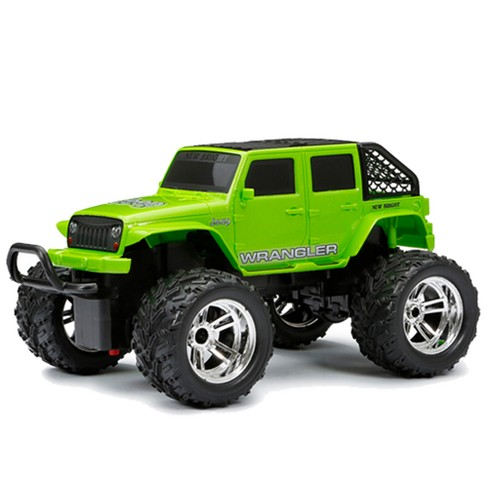 New Bright Remote Control Rc Ff Chargers Jeep Target
