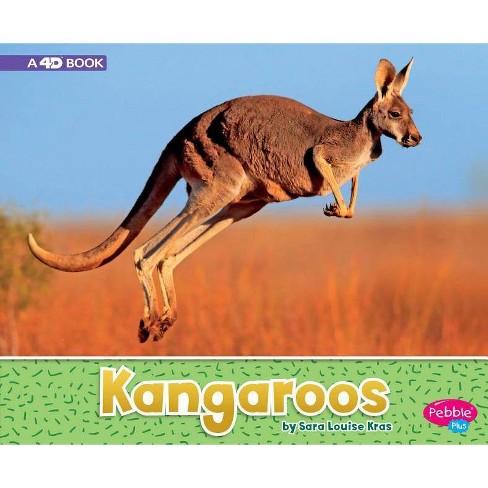 Kangaroos - (Australian Animals) by  Sara Louise Kras (Paperback) - image 1 of 1