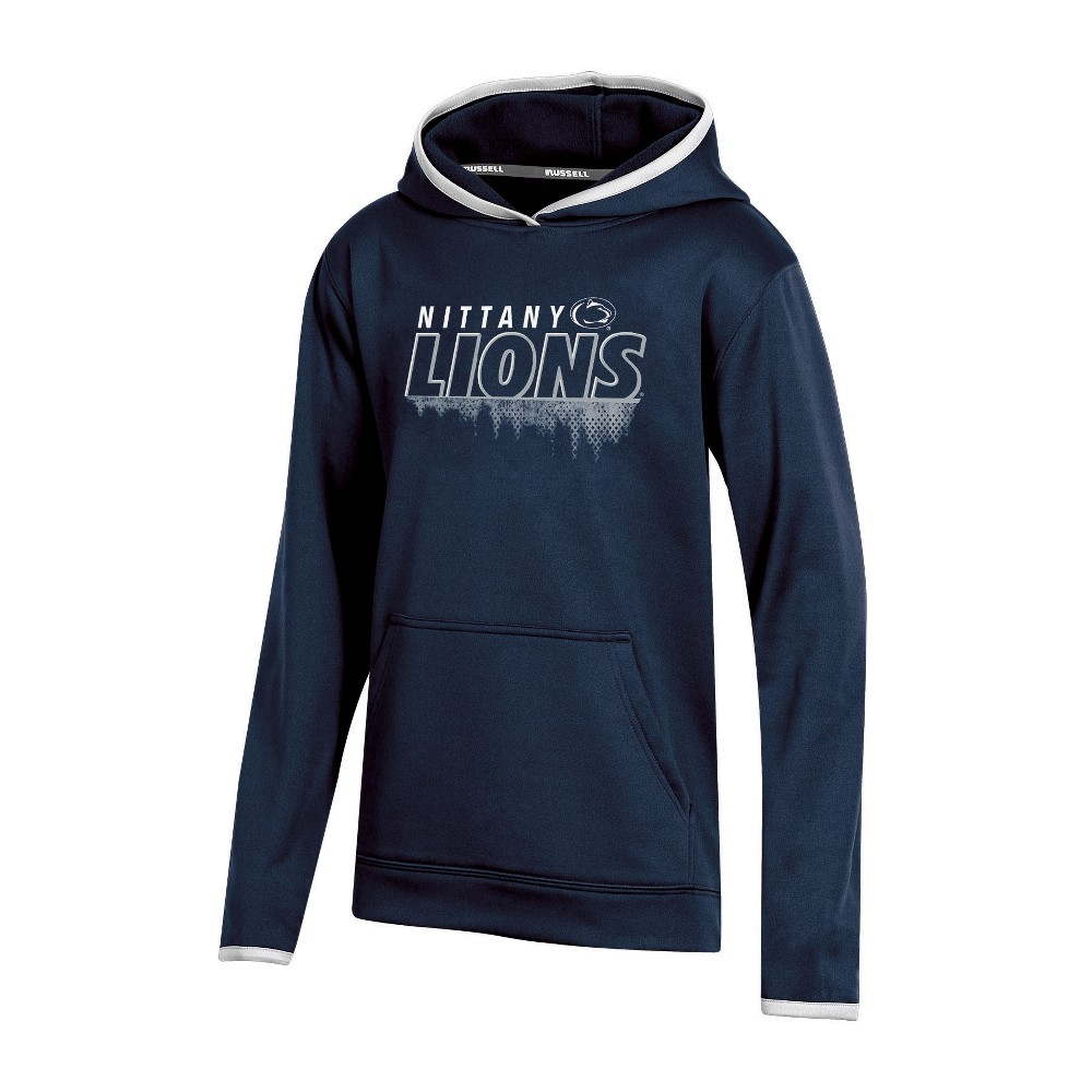 Penn State Nittany Lions Boys' Performance Hoodie - M, Multicolored