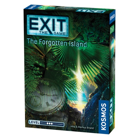 EXIT: The Forgotten Island Card Game - image 1 of 3