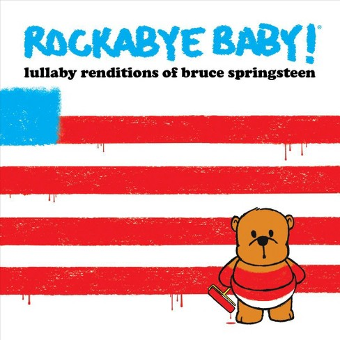 Various - Rockabye baby:Bruce springsteen lulla (CD) - image 1 of 1